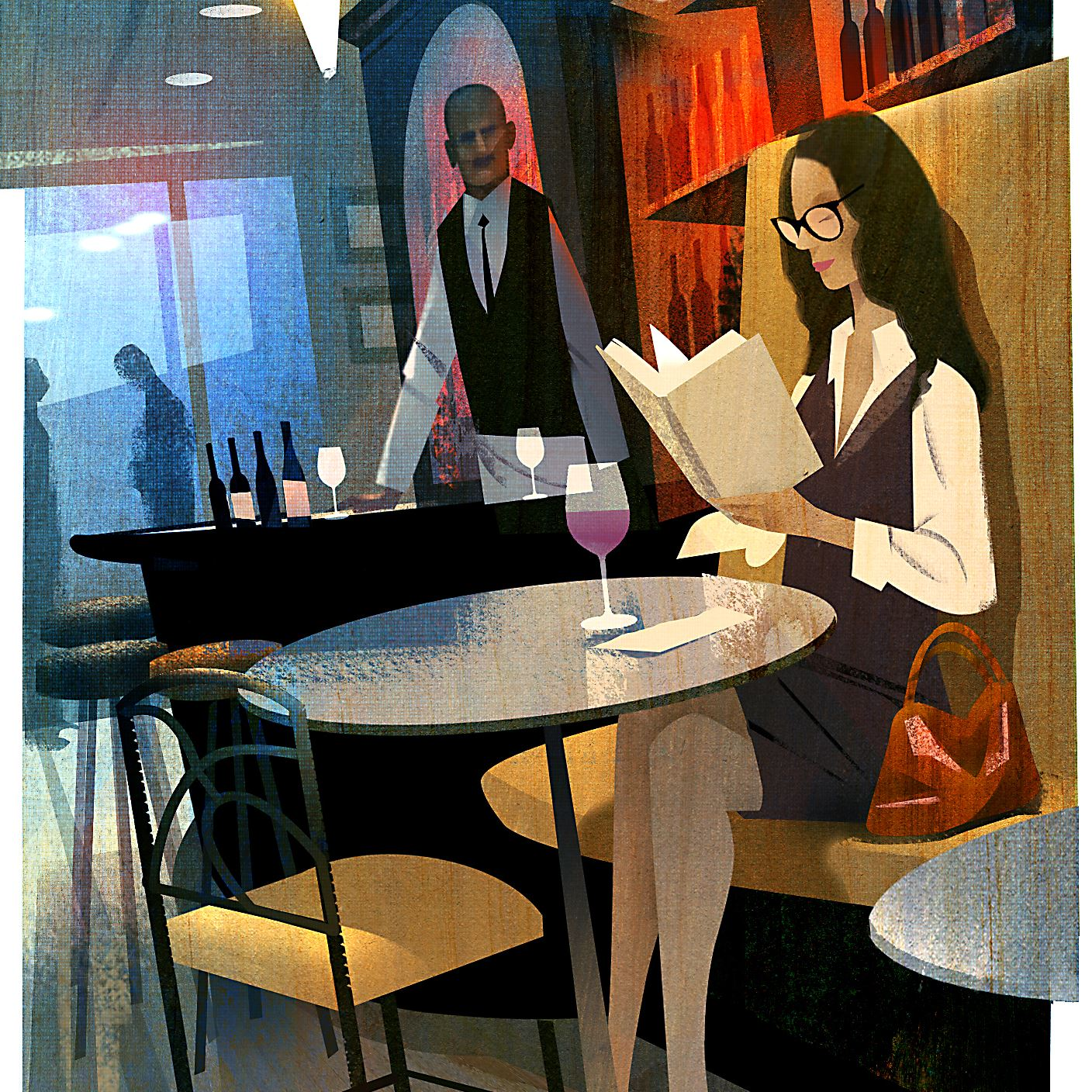 There's a kind of decadence to reading in bars | Pittsburgh Post ...