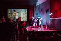 "A staging with local performers and screening of ""The Rocky Horror Picture Show"" are part of the annual fund-raiser for barebones productions."
