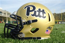 Quarterback Davis Beville announced his commitment to Pitt on Sunday morning.