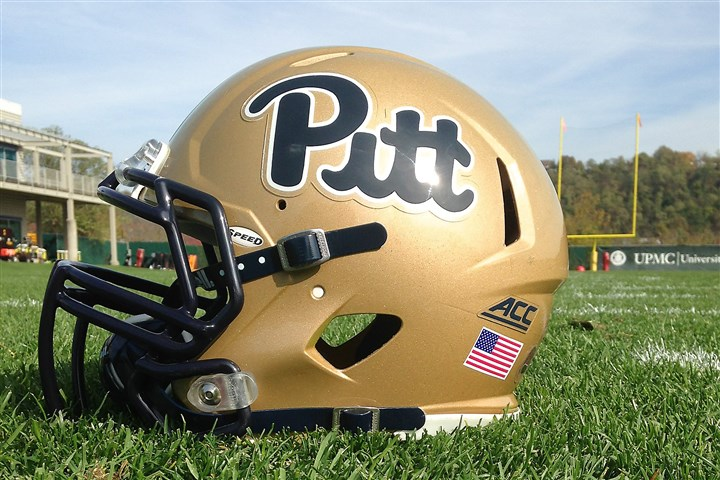 PITTScriptHELMET Out with the block, in with the script is the new plan for all Pitt sports, not just football.