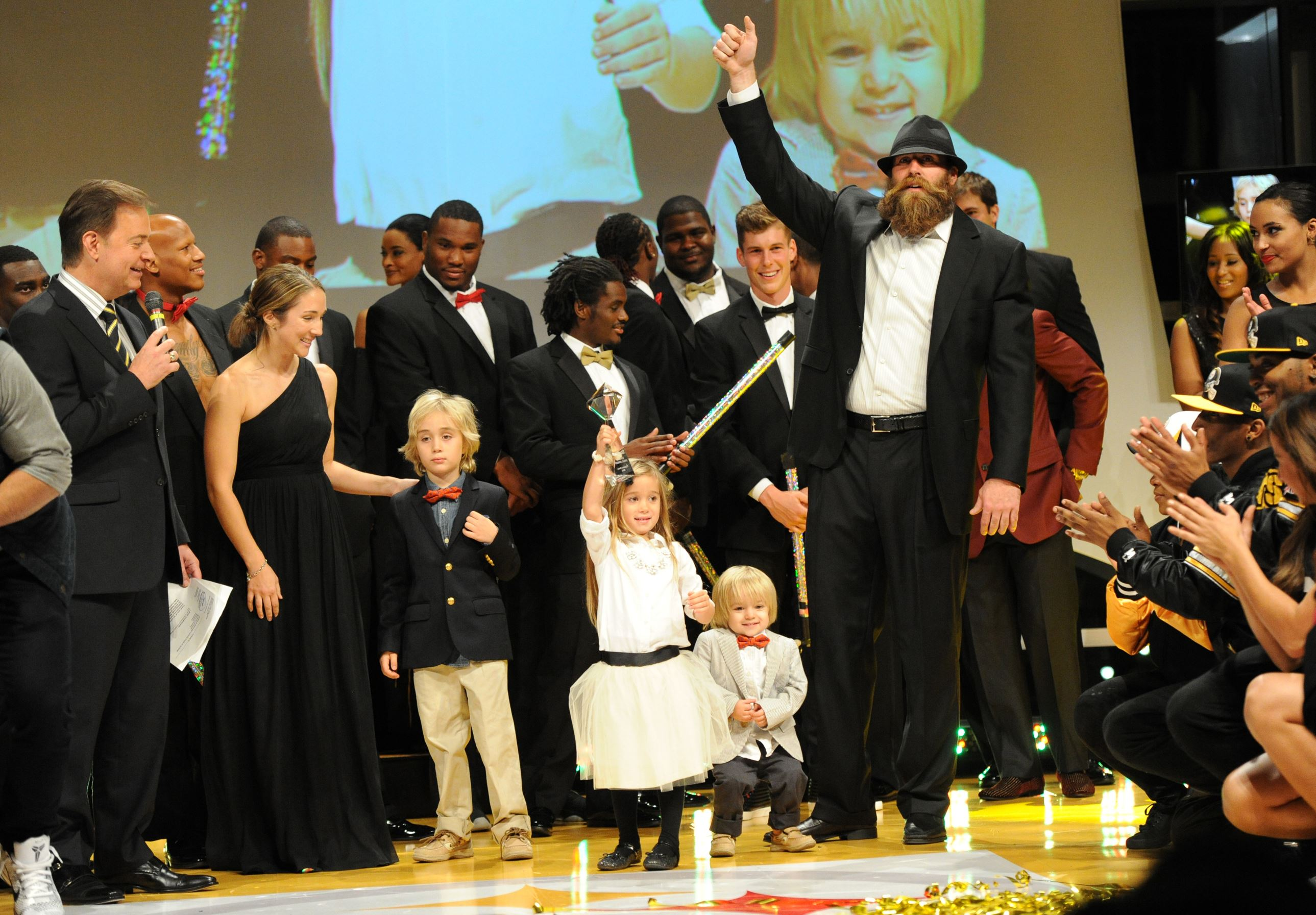 Steelers Nation Black Gold Style Hosts Fashion Show Pittsburgh Post Gazette
