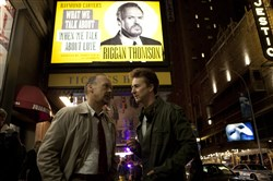 "Michael Keaton and Edward Norton are nominated for Golden Globes for ""Birdman or (The Unexpected Virtue of Ignorance)"""