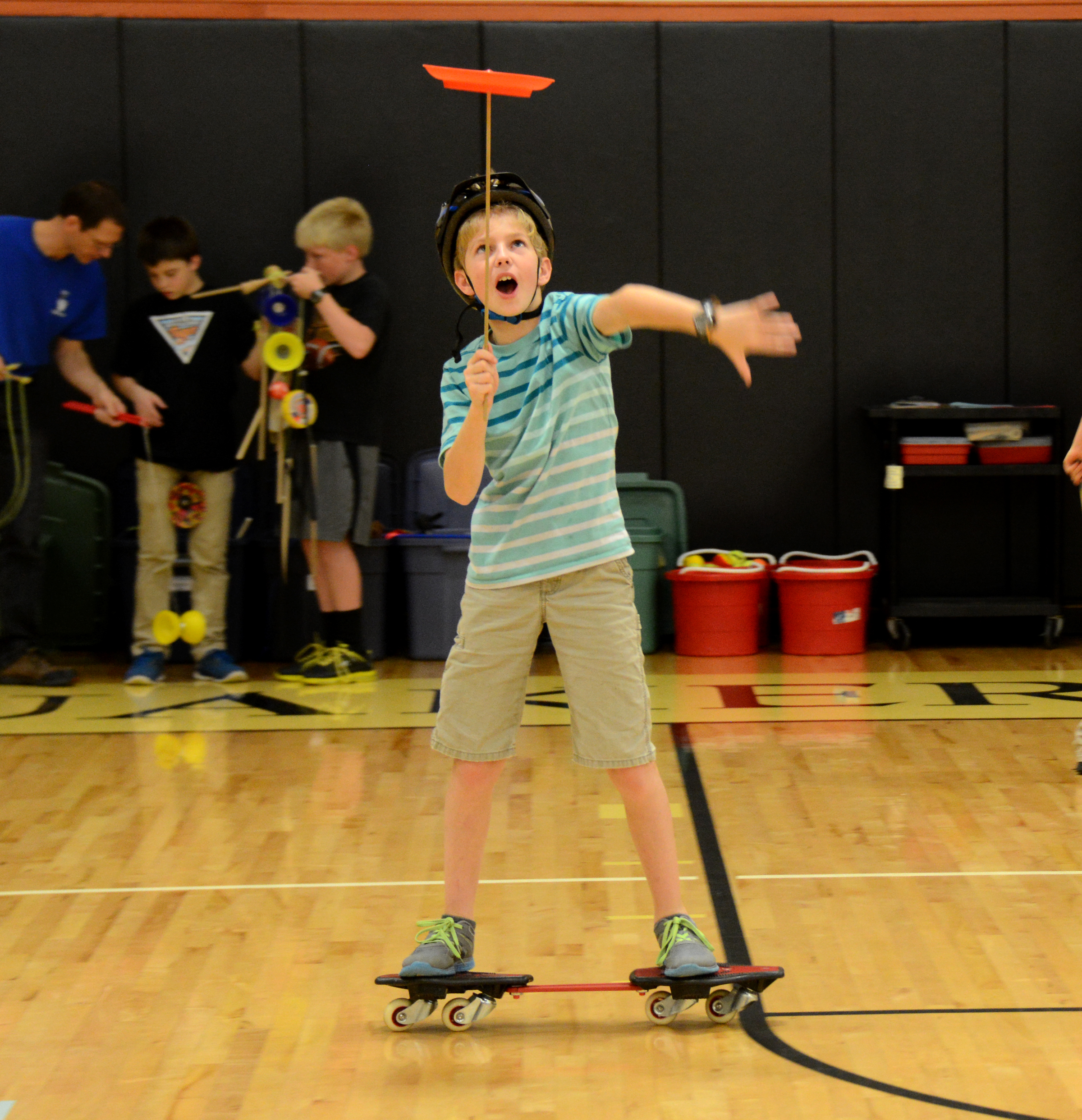 Juggling Festival Coming To Quaker Valley Middle School