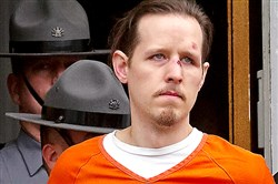 Eric Frein is accused of killing a state police trooper and seriously injuring another Sept. 12.