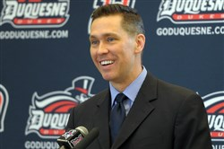 Dan Burt has led Duquesne to consecutive Women's National Invitation Tournament berths.