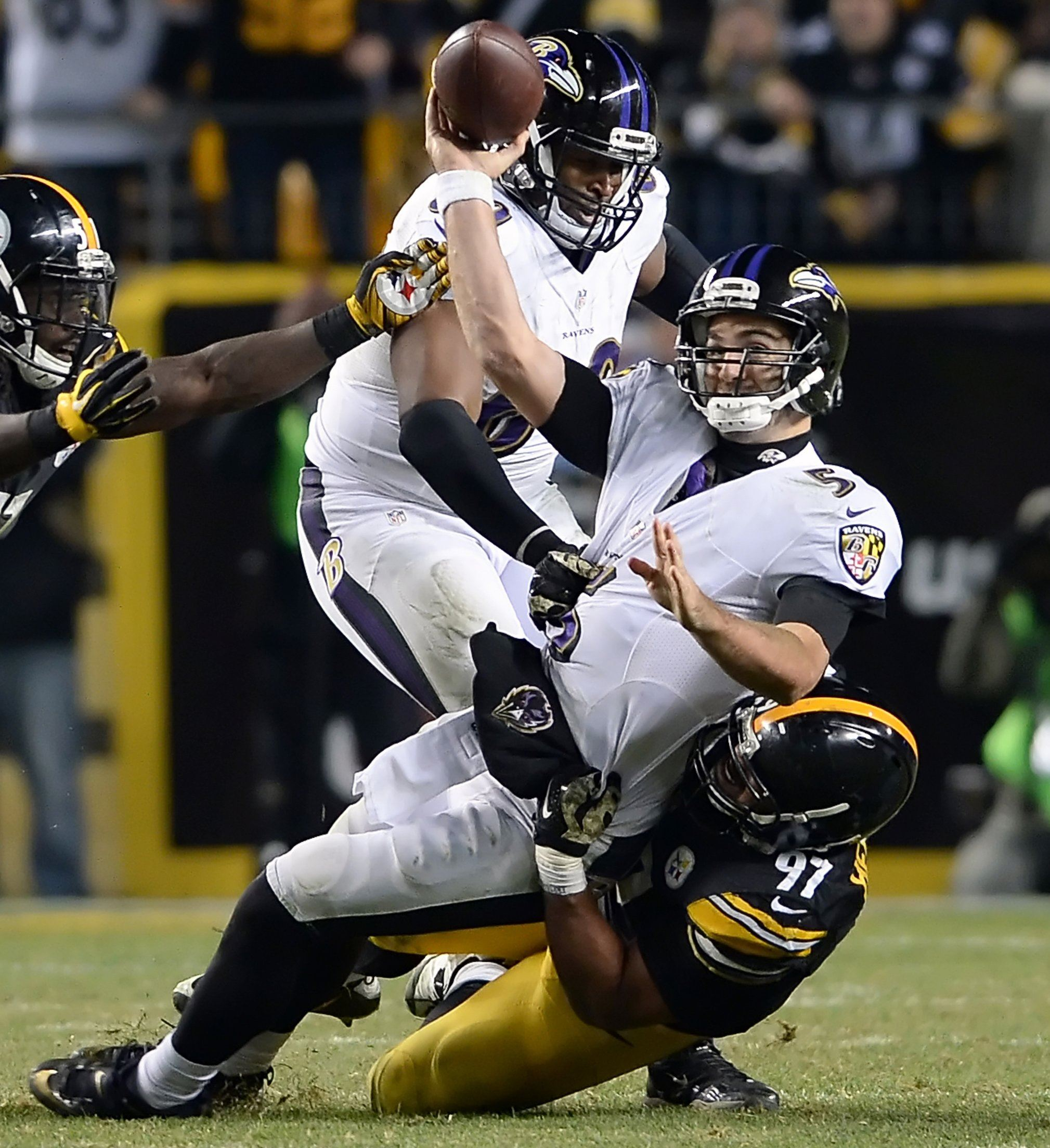 Gerry Dulac's Steelers Chat Transcript: 11.05.14