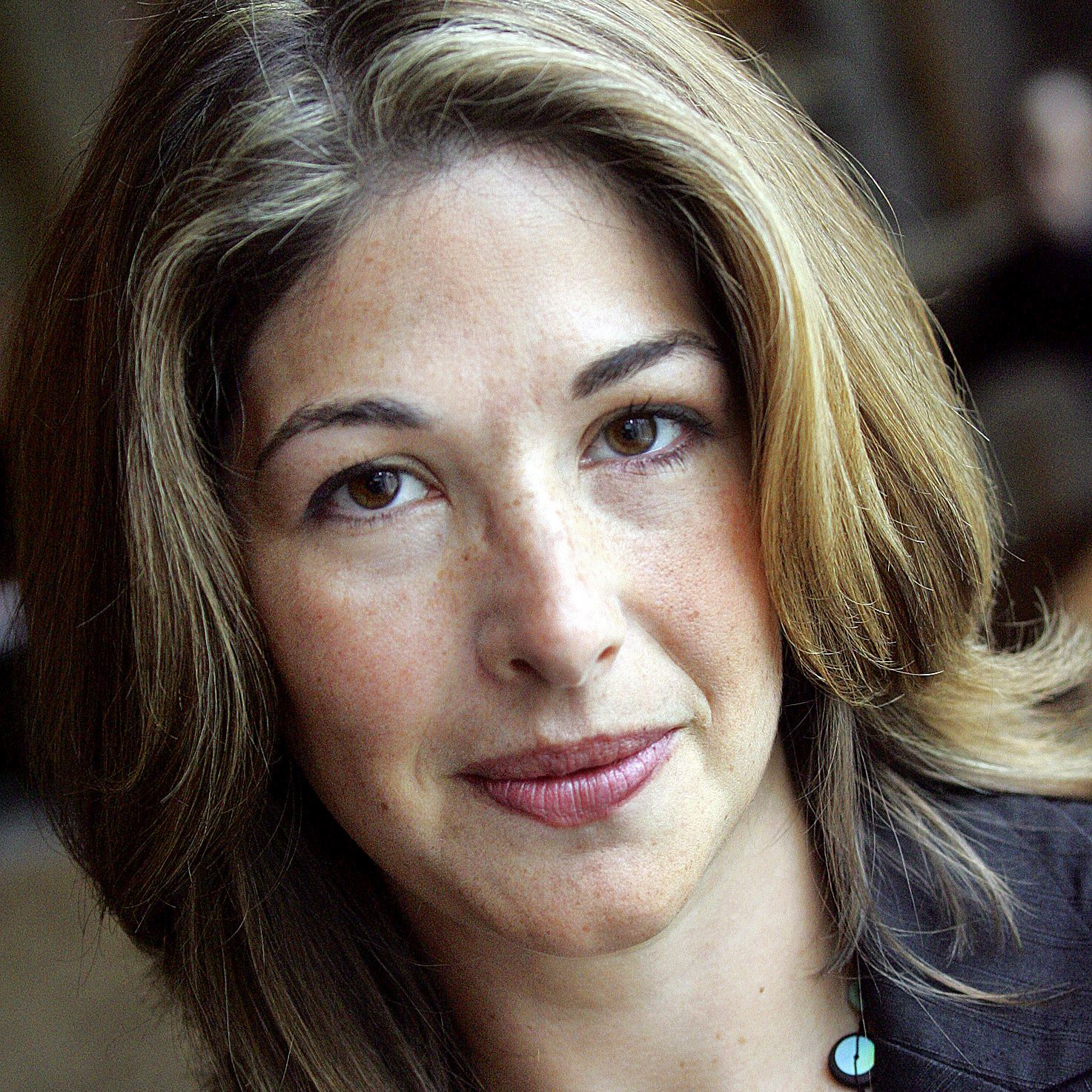an analysis of no logo by naomi klein