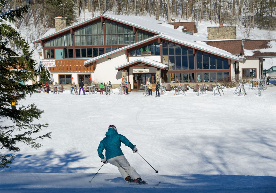 pittsburgh region resorts put on a fresh face for a smoother ski