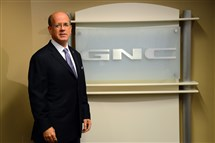 Michael Archbold has been replaced at GNC Holdings, just two years after he was hired as CEO of the health and wellness products manufacturer.