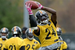 """A lot of young guys ... they don't know what it's like when you have home-field advantage at Heinz Field and the ground is shaking,"" said Steelers cornerback Ike Taylor."