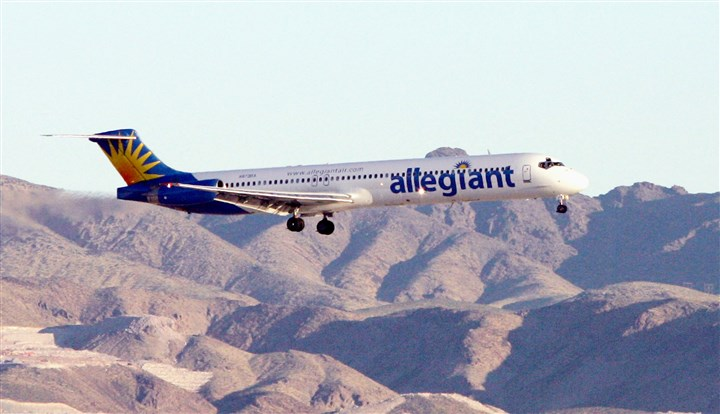 Allegiant Air Plans More Nonstop Flights For Pittsburgh