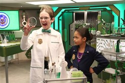 """Odd Squad,"" a live-action series that helps kids 5-8 learn math, scored 14 Daytime Emmy nominations Wednesday."