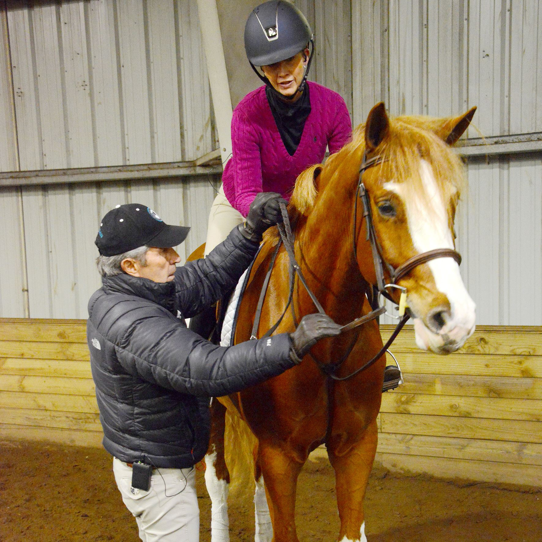 how to become a professional horse trainer