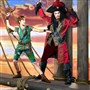 "Allison Williams is Peter Pan and Christopher Walken portrays Captain Hook in NBC's ""Peter Pan Live!"""