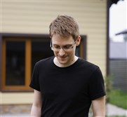 "Edward Snowden in ""Citizenfour."""