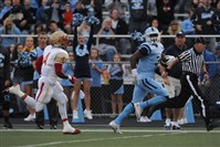 Central Valley's Jordan Whitehead benefited from his team's fine special teams play in the WPIAL semifinals.