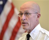 Acting Pittsburgh Police Chief Cameron McLay