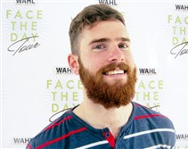 Conor Barrett, 25, of Lawrenceville is a finalist in the Wahl Man of the Year contest.