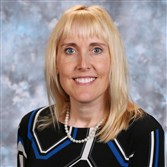 Janell Logue-Belden, the new superintendent of the Deer Lakes School District.