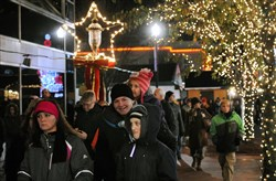 Pittsburgh's 54th annual Light Up Night brought local families who walked through the Holiday Market in Market Square last week. With Light Up Night and Ferguson-related protests past, officers have returned to their normal shifts.