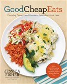 """Good Cheap Eats"" by Jessica Fisher."