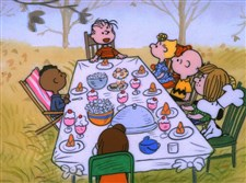 """A Charlie Brown Thanksgiving."""