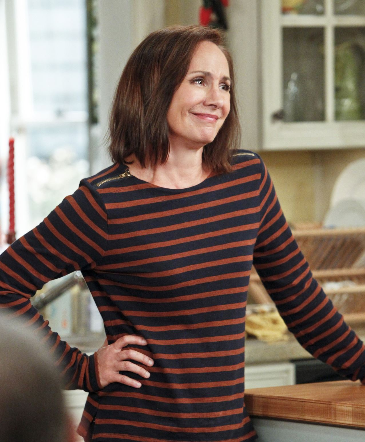 laurie metcalf tochter
