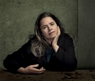 Natalie Merchant performs at the Carnegie Library Music Hall of Homestead.
