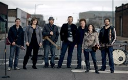 Christian rock band Casting Crowns will perform at Consol Energy Center at 7 p.m. Saturday.