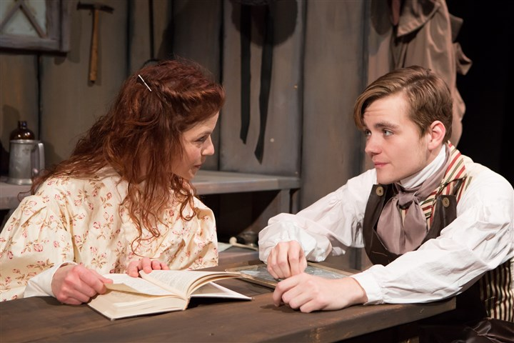 great expectations pip and biddys relationship