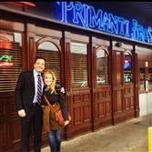 "Courtney Benedetti just had to take ""Tonight"" host Jimmy Fallon to Primanti's in the Strip shortly before the show's launch."