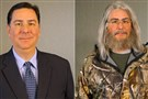 "Pittsburgh Mayor Bill Peduto goes undercover (pictured at right) for an episode of CBS's ""Undercover Boss"" airing Dec. 21."