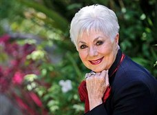 Actress Shirley Jones.