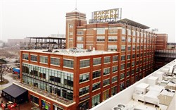Google's Bakery Square office. Bakery Square's developer, Walnut Capital, said it has made a portfolio of its properties available to Amazon for its HQ2.