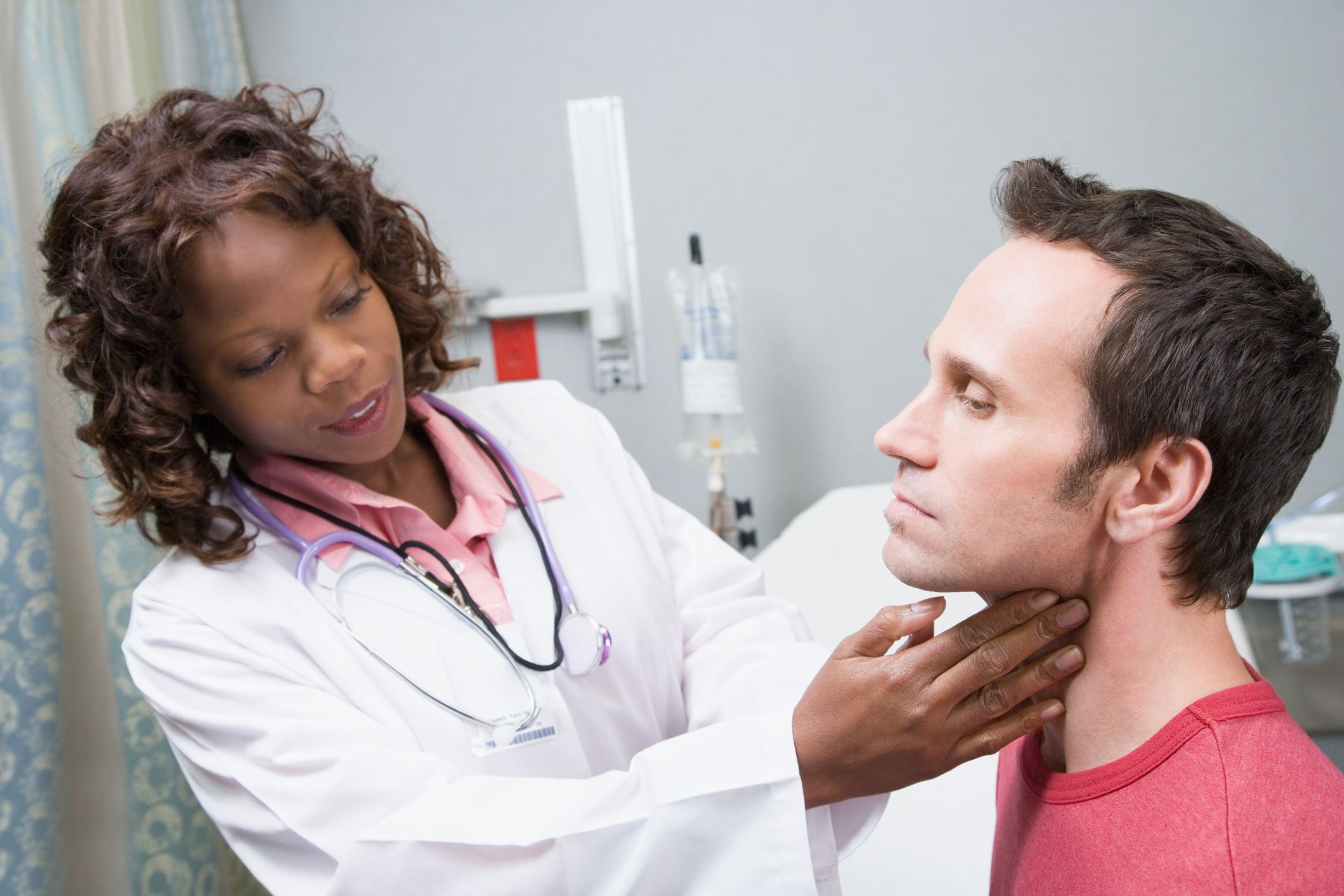 What is a physical examination? What happens?