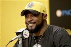 With wins in their final two regular season games, Mike Tomlin and the Steelers would clinch the AFC North and host a playoff game.