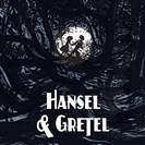 "The book cover of a new edition of ""Hansel and Gretel."""