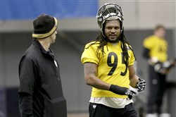 One of the major story lines for the Steelers is whether young players such as third-year outside linebacker Jarvis Jones will step up this season for the defense.