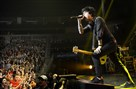 Green Day, lead by guitarist Billie Joe Armstrong, shown performing last year at the Consol Energy Center, will be the biggest draw at next year's induction ceremony in Cleveland.