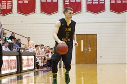 JC Howard, a North Allegheny High School graduate, is playing a key role for the Saint Vincent College men's basketball team.