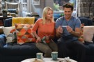 "Elisha Cuthbert and Nick Zano star in ""One Big Happy."""