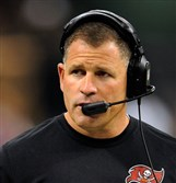 former Rutgers and Tampa Bay Buccaneers coach Greg Schiano