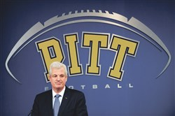 Steve Pederson spent 12 years over two tenures as Pitt athletic director.