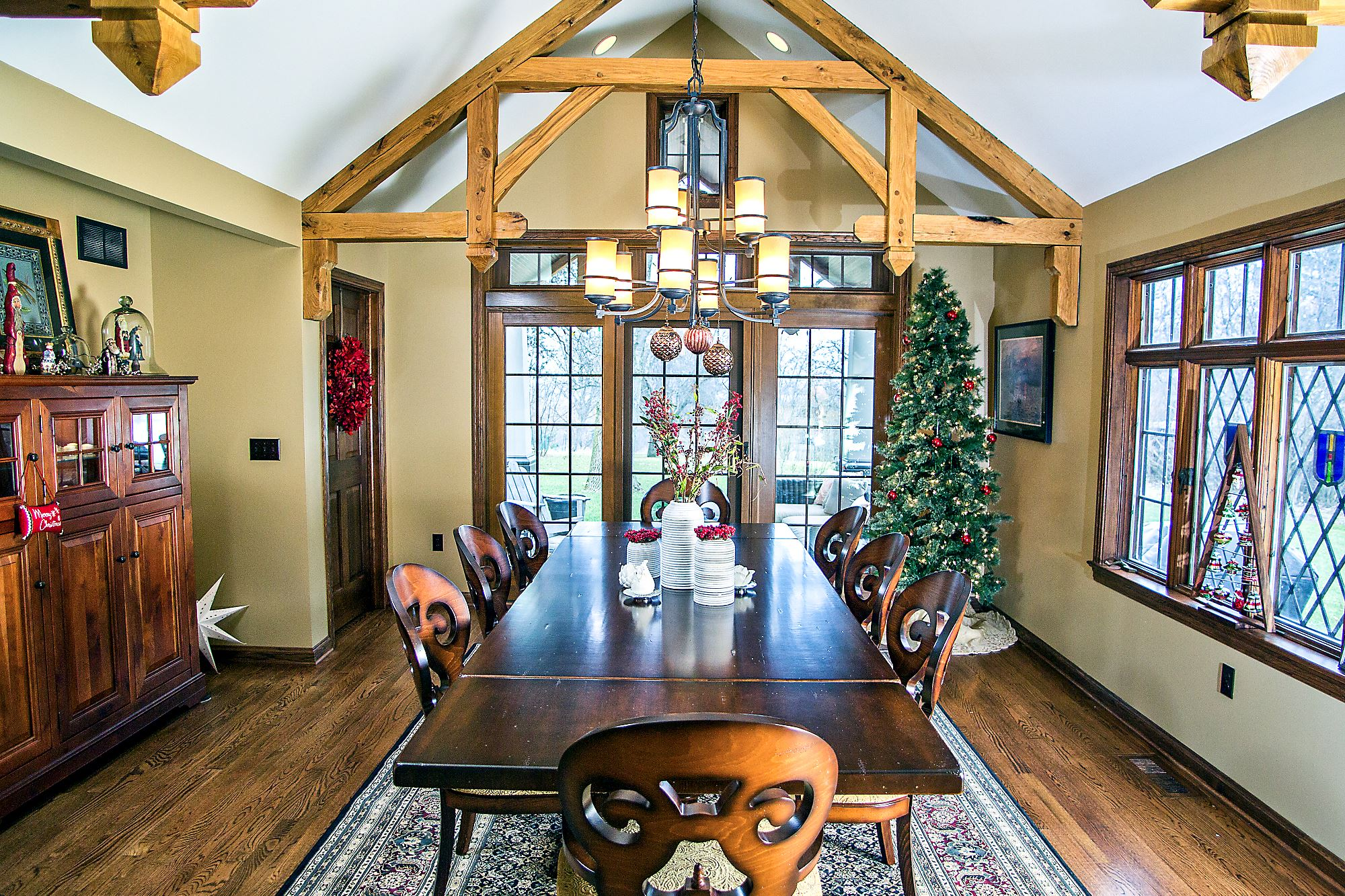 A dining room worth celebrating pittsburgh post gazette - Dining room addition ...
