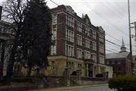 Wilkinsburg High School.