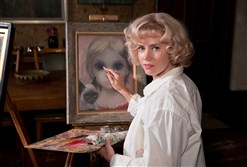 "Amy Adams as Margaret Keane in ""Big Eyes."""