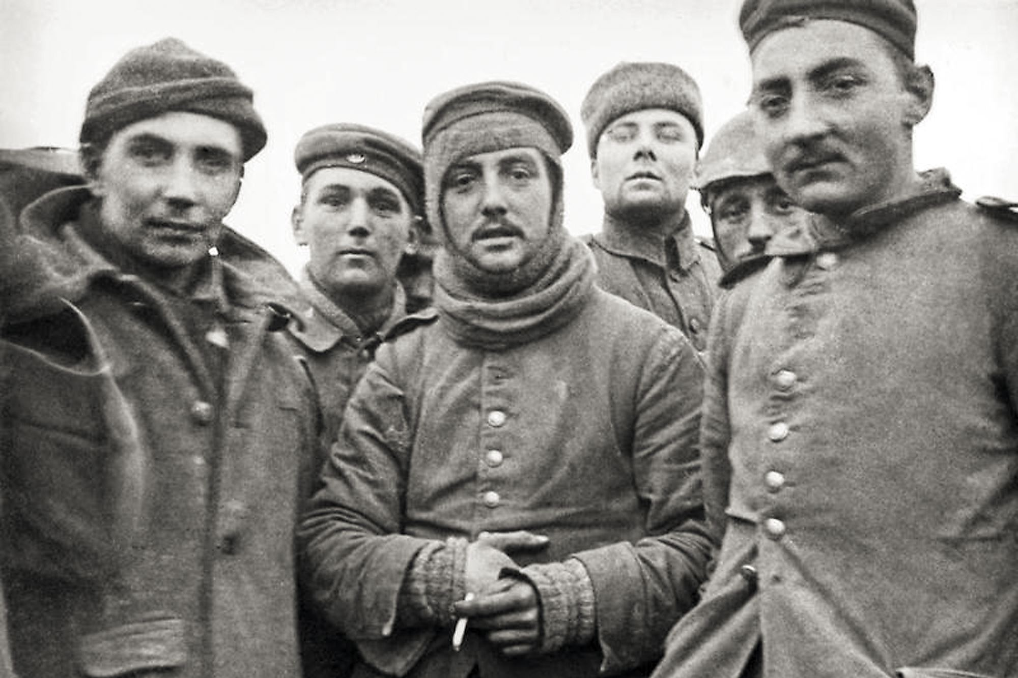 In 1914, World War I soldiers took a real Christmas break | Pittsburgh Post-Gazette