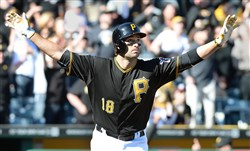 Pirates Neil Walker