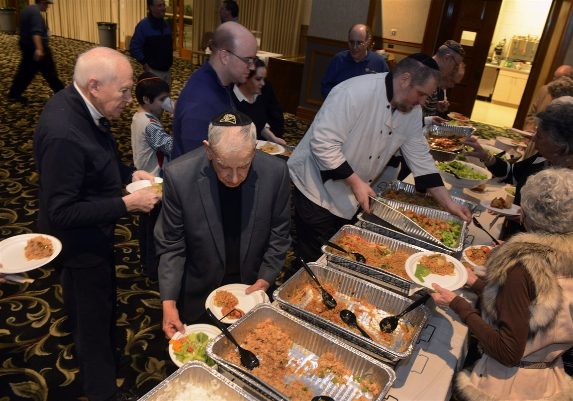 Kung Pao Christmas: Movies, Chinese food become a Jewish tradition ...