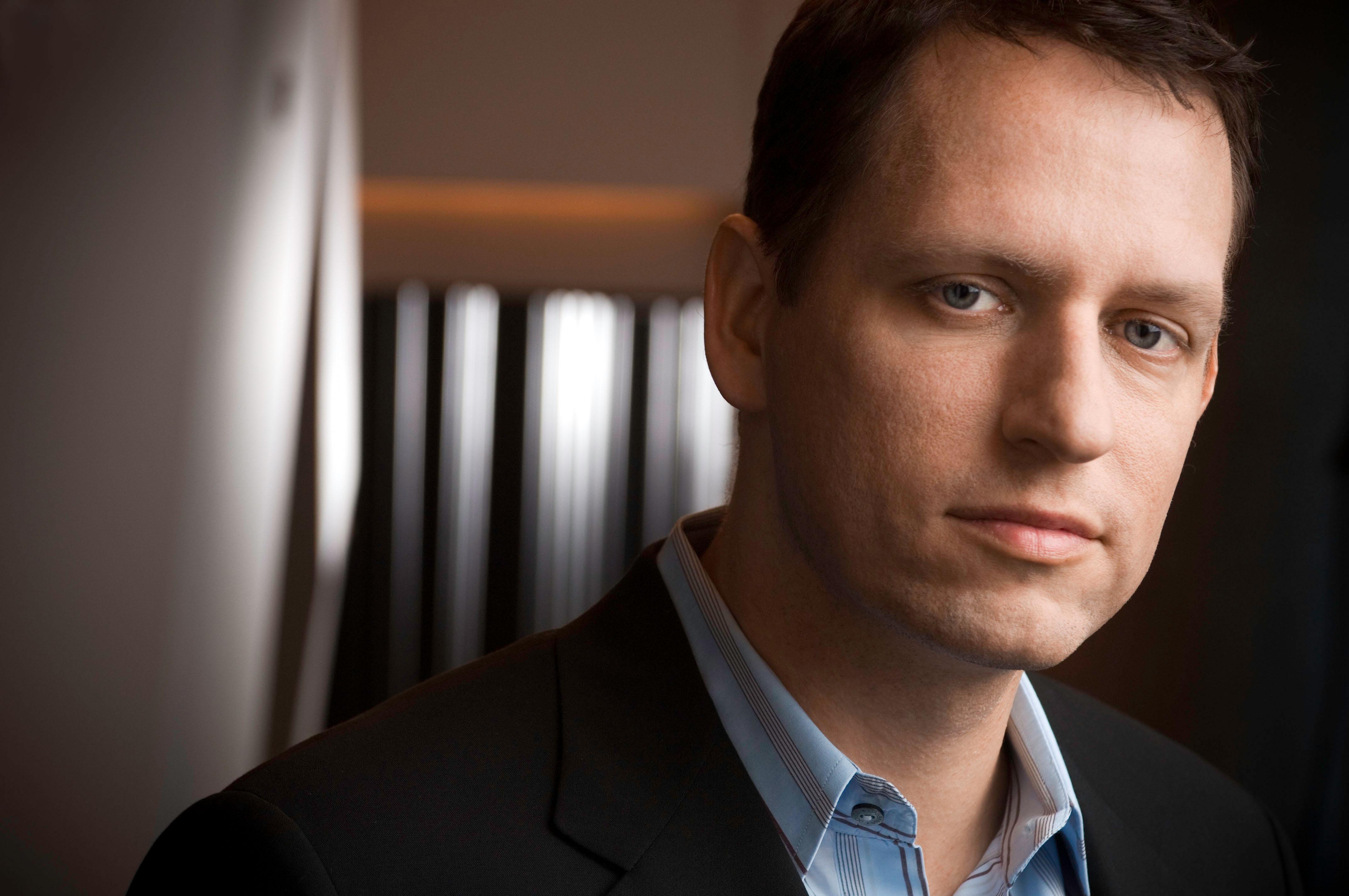Peter Thiel Zero to One39 Peter Thiel Silicon Valley39s biggest